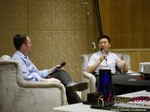 OPW Interview with Jason Tian - CEO of Baihe at the 2015 Asia and China Online Dating Industry Conference in China
