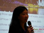 Violet Lim - CEO of Lunch Actually at the May 28-29, 2015 Beijing China Online and Mobile Dating Industry Conference