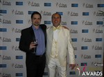 Arthur Malov and Marc Lesnick at the 2015 iDateAwards Ceremony in Las Vegas held in Las Vegas