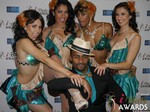 The 2015 iDate Award Dancers at the 2015 Internet Dating Industry Awards in Las Vegas