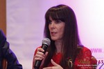 Julie Spira - at CNN Panel on Content Marketing at the January 20-22, 2015 Las Vegas Online Dating Industry Super Conference