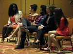 Essence Magazine Panel - Charreah Jackson, Laurie Davis-Edwards, Thomas Edwards, Renee Piane, Julie Spira at the January 20-22, 2015 Internet Dating Super Conference in Las Vegas