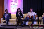 Tanya Fathers - CEO of Dating Factory on the Final Panel at the January 20-22, 2015 Internet Dating Super Conference in Las Vegas