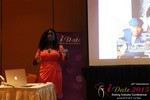 Charreah Jackson from Essence Magazine - Viral Marketing for Matchmakers and Date Coaching at the 12th Annual iDate Super Conference