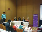 CEO Growth Ideas for Matchmakers and Dating Coaches - Doron Kim, Rachel MacLynn, Natacha Noel, Kristina Lynn, Lisa Darsonval at the January 20-22, 2015 Las Vegas Online Dating Industry Super Conference