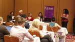 Dating Events Panel for Matchmakers and Dating Coaches - Deanna Lorraine, Mark Owen, Kimberly Seltzer, Tracy Lee and Damona Hoffman at the January 20-22, 2015 Internet Dating Super Conference in Las Vegas