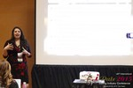 Maria Avgitidis - State of the Matchmaking Business Panel at the January 20-22, 2015 Las Vegas Internet Dating Super Conference
