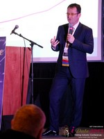 Mark Brooks - Publisher of Online Personals Watch at the January 20-22, 2015 Internet Dating Super Conference in Las Vegas