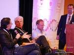 Dating Technology and Behavioral Trends Panel - Michael McQuown, Dr David Buss, Dan Winchester and Mark Brooks at the 2015 Internet Dating Super Conference in Las Vegas