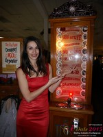 The Love Tester - Party at the Pinball Hall of Fame at the 2015 Internet Dating Super Conference in Las Vegas
