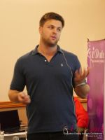 Ben Lambert CEO Clocked Io Speaking At CEO Therapy at the October 14-16, 2015 London E.U. Online and Mobile Dating Industry Conference