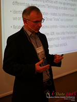 George Kidd Chief Executive From The Online Dating Association ODA  at the October 14-16, 2015 Mobile and Internet Dating Industry Conference in London