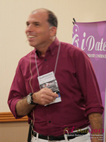 Marc Lesnick Speaking On Utail And Social Promotion For Dating Operators   at the 12th Annual United Kingdom iDate Mobile Dating Business Executive Convention and Trade Show