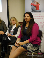 Matchmakers Panel On Managing Expectations Of Your Clients  at the 2015 UK Internet Dating Industry Conference in London