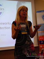 Monica Whitty Professor Of Psychology University Of Liecester at the October 14-16, 2015 London U.K. & E.U. 网上 and Mobile Dating Industry Conference