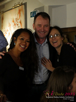 Networking Party At The Library  at the 42nd international iDate conference for global dating professionals in London