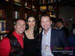 Networking Party At The Library In London For UK Dating And Match Making CEOs And Owners  at the October 14-16, 2015 London United Kingdom 互联网 and Mobile Dating Industry Conference