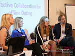 Panel On Effective Collaboration For Offline Dating At at the 12th Annual European Union iDate Mobile Dating Business Executive Convention and Trade Show
