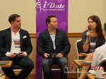 Panel On Global Dating Software Trends with Insights To 2015  at the United Kingdom iDate conference and expo for matchmakers and online dating professionals in 2015