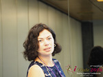 Elena Sosnovskaya - CEO of Megalove at the 45th iDate Premium International Dating Business Trade Show