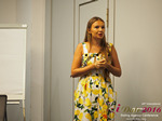 Svetlana Mukha - CEO of Diolli at the July 20-22, 2016 Limassol Premium International Dating Business Conference