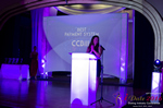 Jenny Gonzalez Presenting the Best Payment System Award at the 2016 Miami iDate Awards