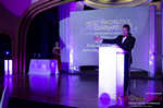 Mark Brooks Presenting the Most Innovative Company Award in Miami at the 2016 Online Dating Industry Awards