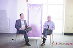 Michael Egan CEO of Spark Networks Interviewed by Mark Brooks of OPW na Super Conferência Dating Internet 2016 em Miami