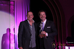 Grant Langston of Eharmony Winner of Best Marketing Campaign auf der 2016 Internet Dating Industrie Awards in Miami
