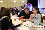 Speed Networking among Dating Professionals na Exposição iDate 2016 em Miami