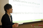 Takuya Iwamoto of Diverse YYC Provding Insight to the Japanese Online Dating Market na 13a Super Conferência Anual iDate
