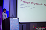 Tushar Chaudhary of Verizon Speaking on Dating Migration to Mobile na idate 2016 em miami para negócios mundiais dating