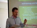 Anders Wallace (Anthropoligist)  at the 38th Mobile Dating Negócio Conference in L.A.