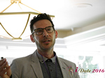 John Volturo (CMO, Spark Networks)  at the 38th iDate Mobile Dating Negócio Trade Show