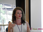 Melissa Mcdonald (Business Development at Yandex)  na 38a iDate2016 Beverly Hills