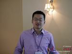 Shang Hsui Koo(CFO, Jiayuan)  at the June 8-10, 2016 Mobile Dating Negócio Conference in L.A.