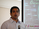 Tushar Chaudhary (Associate director at Verizon)  at the June 8-10, 2016 Los Angeles Internet and Mobile Dating Indústria Conference