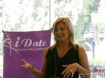 Katherine Knight - Director of Marketing at Zoosk at the 48th iDate Mobile Dating Indústria Trade Show