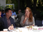 Lunch at the June 1-2, 2017 L.A. Internet and Mobile Dating Indústria Conference