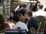 Lunch at the June 1-2, 2017 Studio City Internet and Mobile Dating Negócio Conference