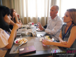 Lunch at the 49th iDate Premium International Dating Industry Trade Show