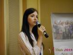 Olga Resnikova - CEO of Ukrainian Space at the 48th iDate Premium International Dating & Dating Agency Indústria Trade Show
