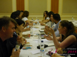 Speed Networking at the 52nd Dating Agency Indústria Conference in