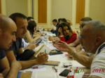 Speed Networking at the May 23-25, 2018  Internet and Dating Agency Negócio Conference