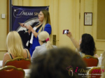 Valentina Gutarova - CEO of Ukrainian Real Brides at the iDate Dating Agency Business Executive Convention and Trade Show